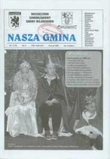 Nasza Gmina. Miesięcznik Samorządowy Gminy Wejherowo, 2006, styczeń, Nr 1 (116)