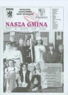Nasza Gmina. Miesięcznik Samorządowy Gminy Wejherowo, 2006, luty, Nr 2 (117)