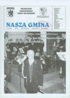 Nasza Gmina. Miesięcznik Samorządowy Gminy Wejherowo, 2006, marzec, Nr 3 (118)