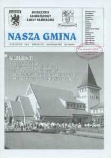 Nasza Gmina. Miesięcznik Samorządowy Gminy Wejherowo, 2006, lipiec/sierpień, Nr 7/8 (122/123)