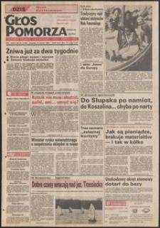 Głos Pomorza, 1989, czerwiec