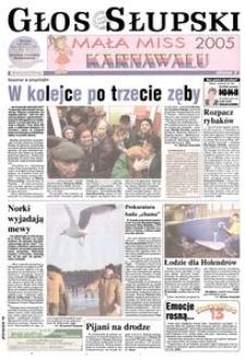 Głos Słupski , 2005, styczeń, nr 3