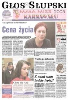 Głos Słupski , 2005, styczeń, nr 4