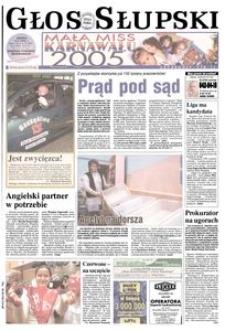 Głos Słupski , 2005, styczeń, nr 9