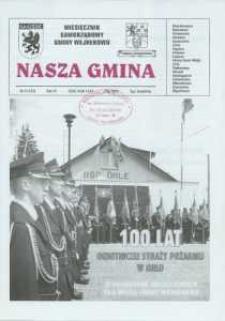 Nasza Gmina. Miesięcznik Samorządowy Gminy Wejherowo, 2007, maj, Nr 5 (132)