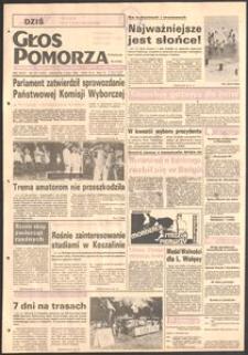 Głos Pomorza, 1989, lipiec, nr 157
