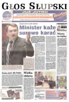Głos Słupski, 2005, listopad, nr 268