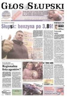 Głos Słupski, 2005, listopad, nr 274