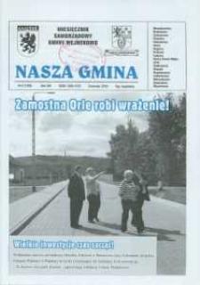 Nasza Gmina. Miesięcznik Samorządowy Gminy Wejherowo, 2010, czerwiec, Nr 6 (168)