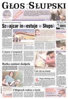 Głos Słupski, 2005, grudzień, nr 285