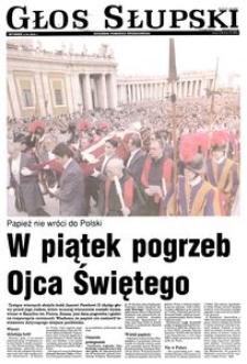 Głos Słupski , 2005, kwiecień, nr 79