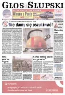 Głos Słupski , 2005, kwiecień, nr 11
