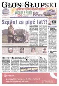 Głos Słupski , 2005, kwiecień, nr 85