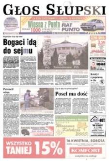 Głos Słupski , 2005, kwiecień, nr 86