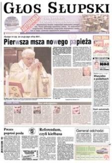Głos Słupski , 2005, kwiecień, nr 92
