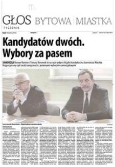 Głos Bytowa i Miastka : tygodnik, 2014, kwiecień, nr 91
