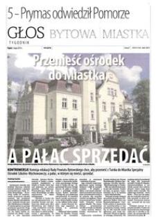 Głos Bytowa i Miastka : tygodnik, 2014, maj, nr 101