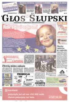 Głos Słupski , 2005, kwiecień, nr 100