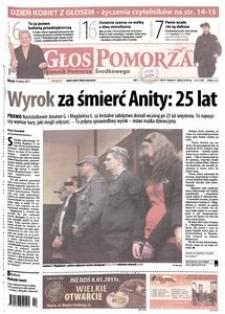 Głos Pomorza, 2011, marzec, nr 55
