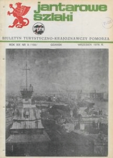 Jantarowe Szlaki, 1976, nr 9