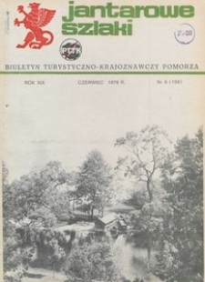 Jantarowe Szlaki, 1976, nr 6