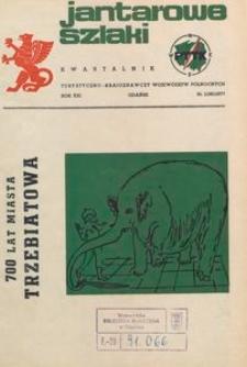 Jantarowe Szlaki, 1977, nr 1