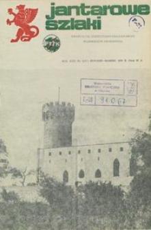 Jantarowe Szlaki, 1979, nr 1
