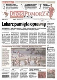 Głos Pomorza, 2011, czerwiec, nr 131