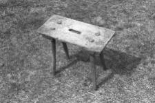 Stołek kuchenny - Garcz [1]