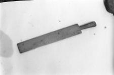 Miecz do lnu - Załakowo