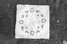 Serwetka haftowana - Wdzydze