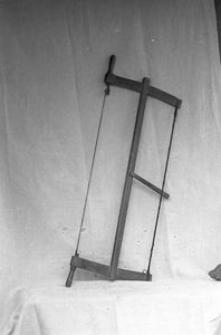 Piła stolarska (2) - Kościerzyna