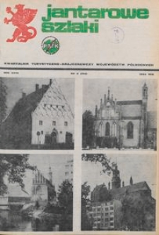 Jantarowe Szlaki, 1984, nr 3