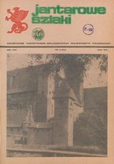 Jantarowe Szlaki, 1986, nr 3