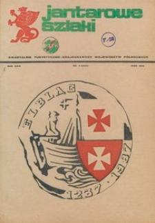 Jantarowe Szlaki, 1986, nr 4
