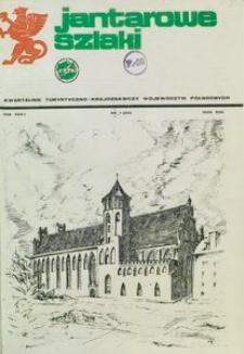 Jantarowe Szlaki, 1989, nr 1