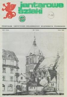 Jantarowe Szlaki, 1990, nr 1