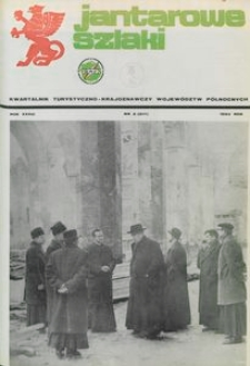 Jantarowe Szlaki, 1990, nr 3