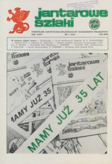 Jantarowe Szlaki, 1992, nr 3