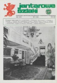 Jantarowe Szlaki, 1992, nr 4