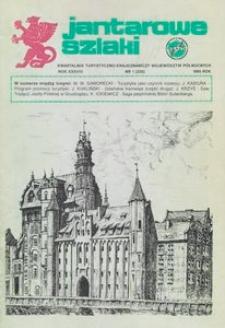 Jantarowe Szlaki, 1995, nr 1