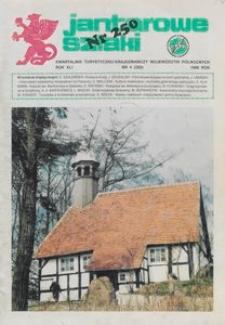 Jantarowe Szlaki, 1998, nr 4