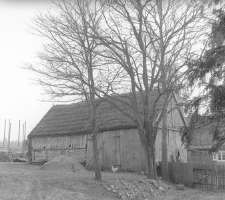 Budynek inwentarsko-gospodarczy - Dębia Góra