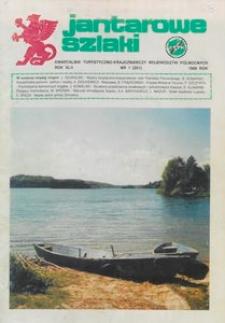 Jantarowe Szlaki, 1999, nr 1