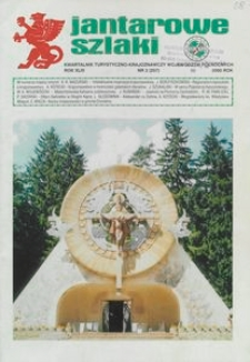 Jantarowe Szlaki, 2000, nr 3