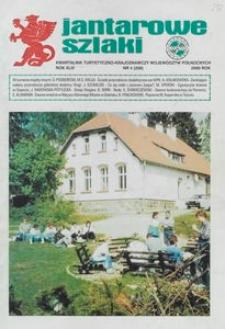 Jantarowe Szlaki, 2000, nr 4