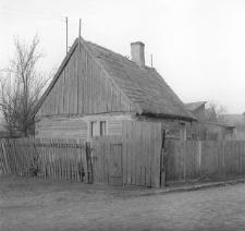 Chałupa robotnicza - Łążek
