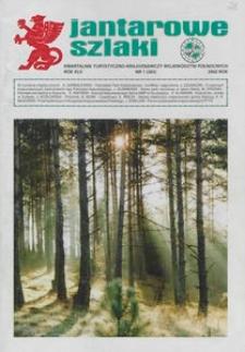 Jantarowe Szlaki, 2002, nr 1