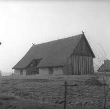 Stodoła szkieletowa - Grabówko