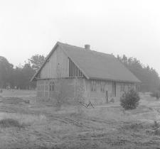 Szkoła wiejska XiX w. - Więckowy